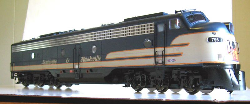 Custom G Scale Decals